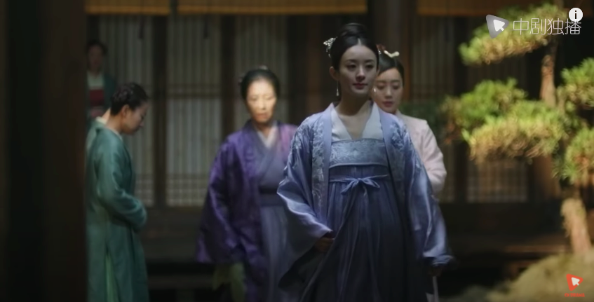 story of minglan episode 61, confrontation
