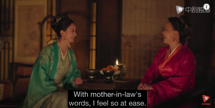 story-of-minglan-episode-44-acting