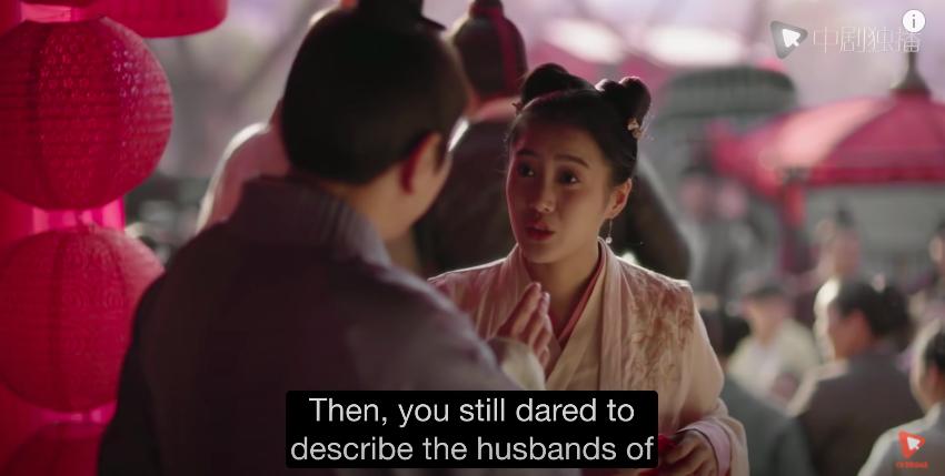story-of-minglan-episode-40-bribe