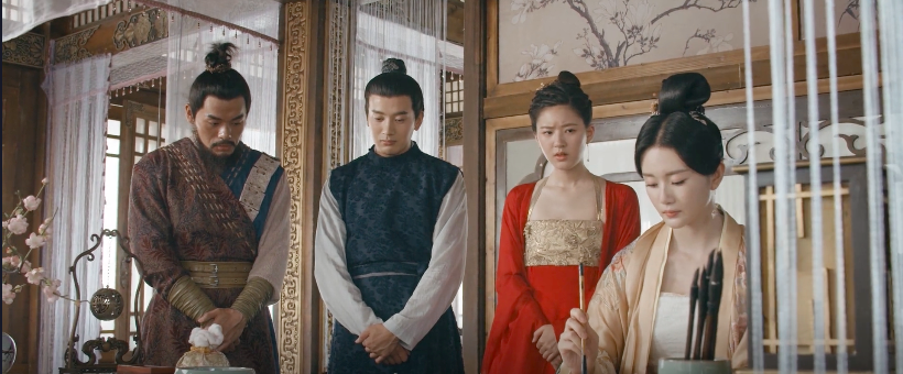 romance of tiger and rose episode 16 recap, chen yuanyuan