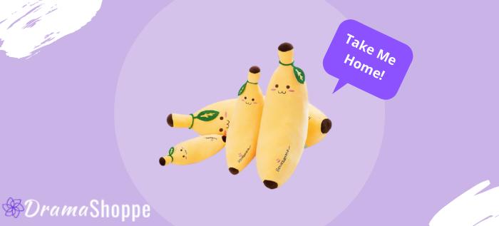 dramashoppe-banana-plushie