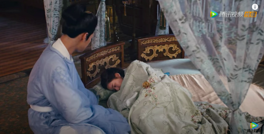 romance of tiger and rose episode 6,