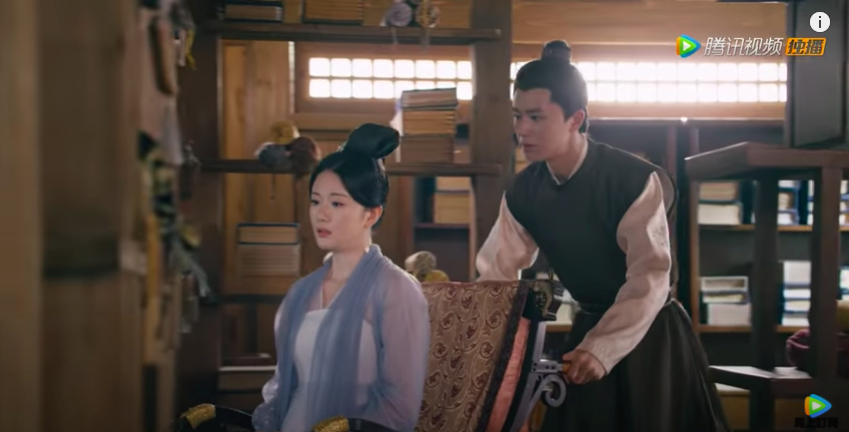 romance of tiger and rose episode 6, more humane