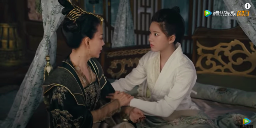 romance of tiger and rose episode 5, mother watches over her