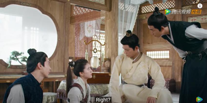 romance of tiger and rose episode 5, explaining bamboo tubes