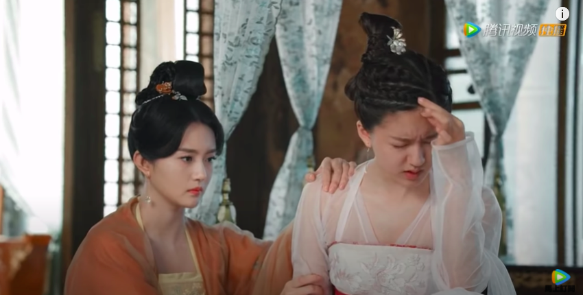 romance of tiger and rose episode 4, broken arm