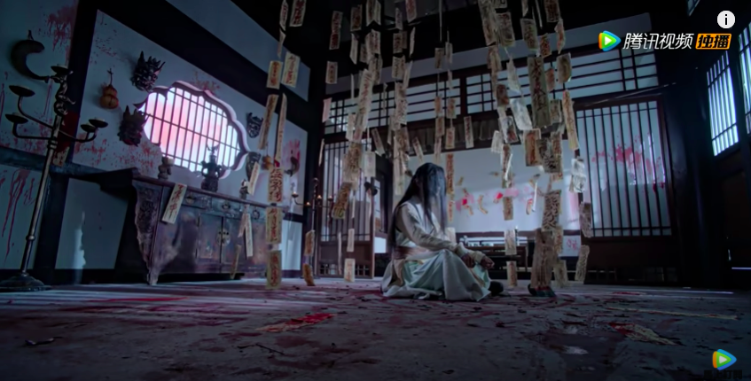 the untamed episode 1 recap, summoning Wei Wuxian