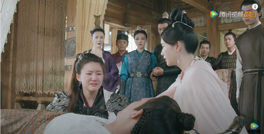 romance of tiger and rose episode 24, han shuo's injury