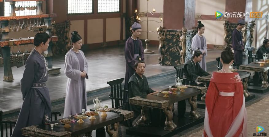 romance of tiger and rose episode 22, chen qianqian's argument