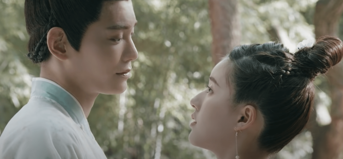 The Romance of Tiger and Rose Episode 21-24