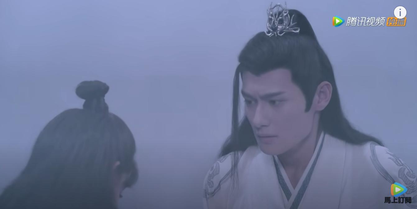 the untamed episode 5 recap, wen qing and jiang chen