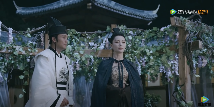 romance of tiger and rose episode 19, chen chuchu is not her real child