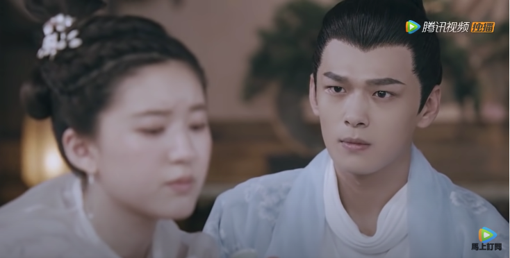 romance of tiger and rose episode 19, melancholy