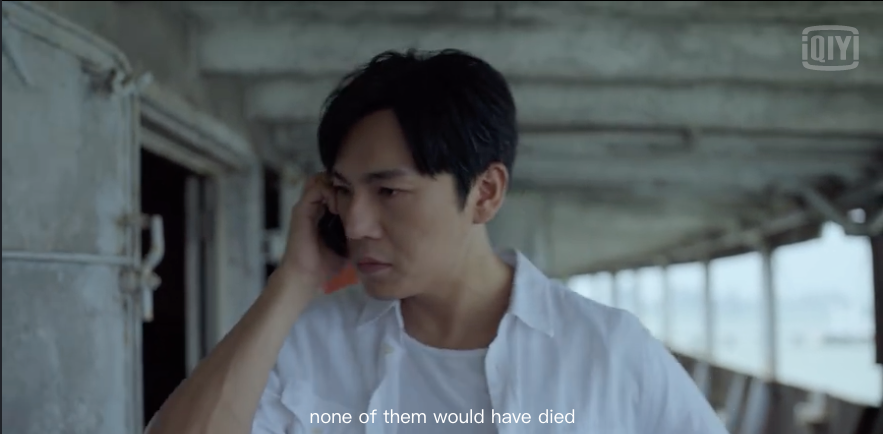 the bad kids episode 12, Dong Sheng and Zhu Chaoyang's regrets