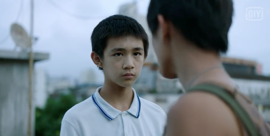 the bad kids episode 12 Yan Liang owes Pupu one