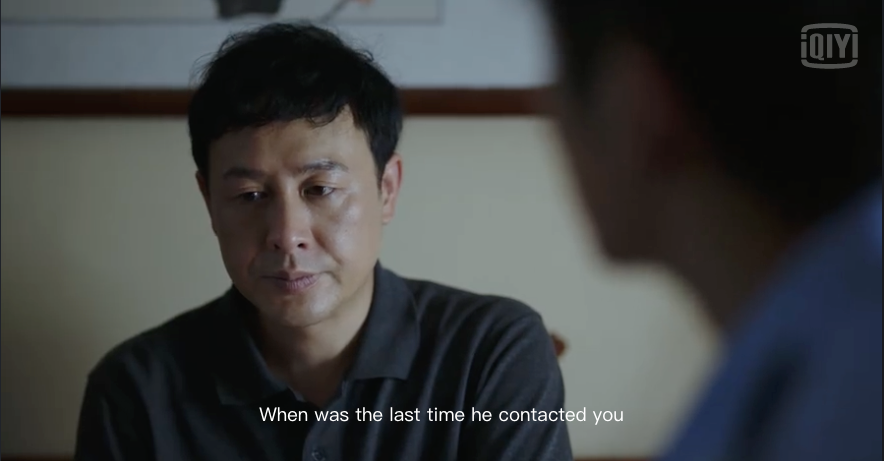 the bad kids episode 11, questioning about wang li