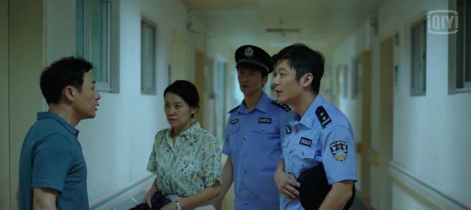 the bad kids episode 10 officer ye visits