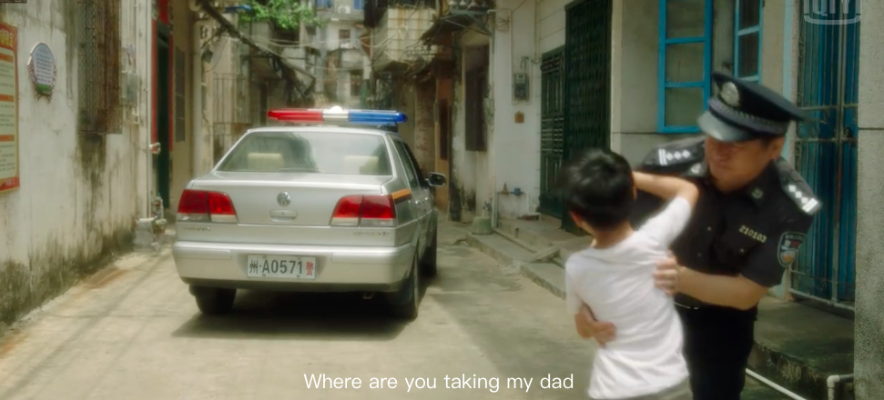 the bad kids episode 7, my father is not a bad person
