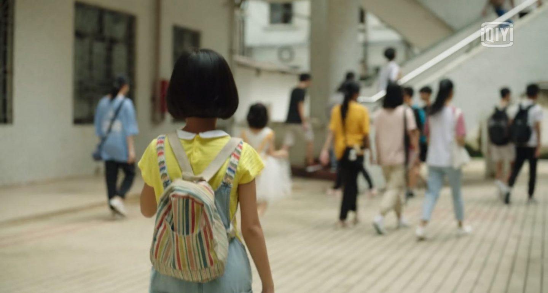 the bad kids episode 3, pupu follows a little girl