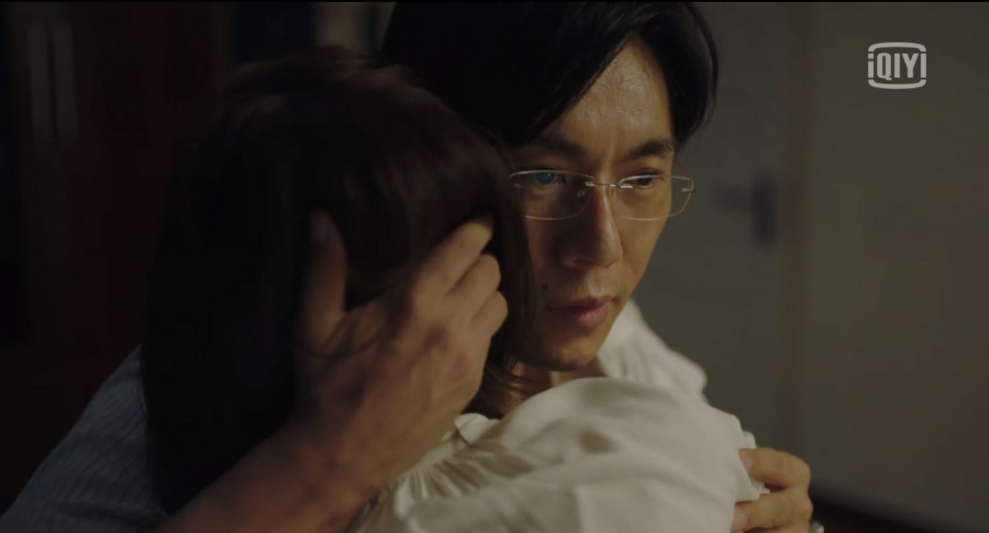 the bad kids episode 2, dong sheng comforts wife