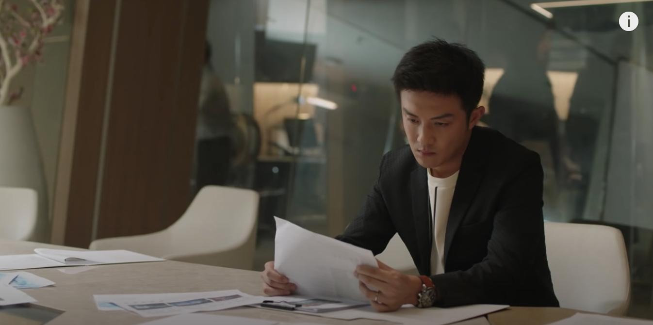 nothing but thirty episode 5, xu huan shan's refusal