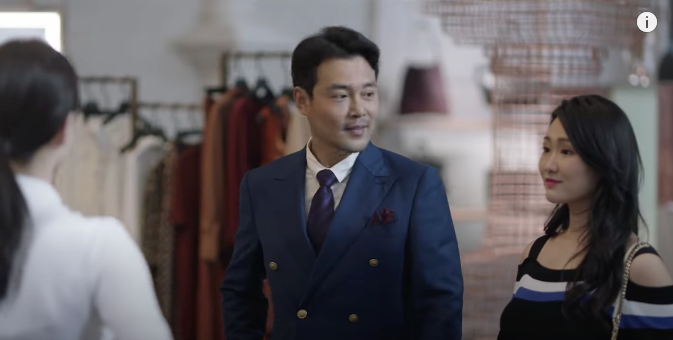 nothing but thirty episode 4 song dong hu's lady friend