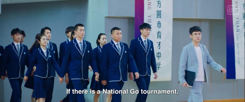 hikaru no go episode 4 recap experimental school