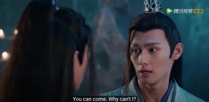 the untamed episode 9 jiang cheng