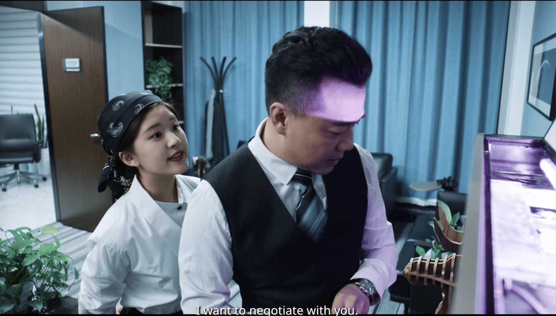 dating in the kitchen episode 2 negotiation skills