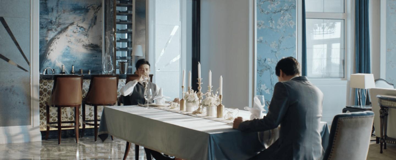 dating in the kitchen episode 2 recap president lu