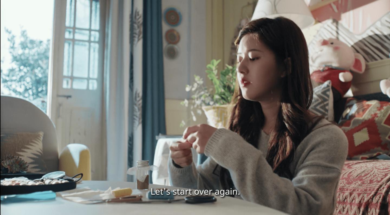dating in the kitchen episode 2 recap gu sheng nan