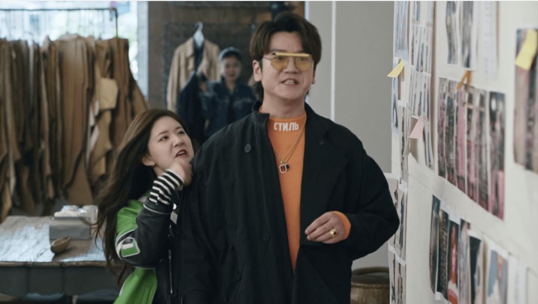 dating in the kitchen episode 1 gu sheng nan's past