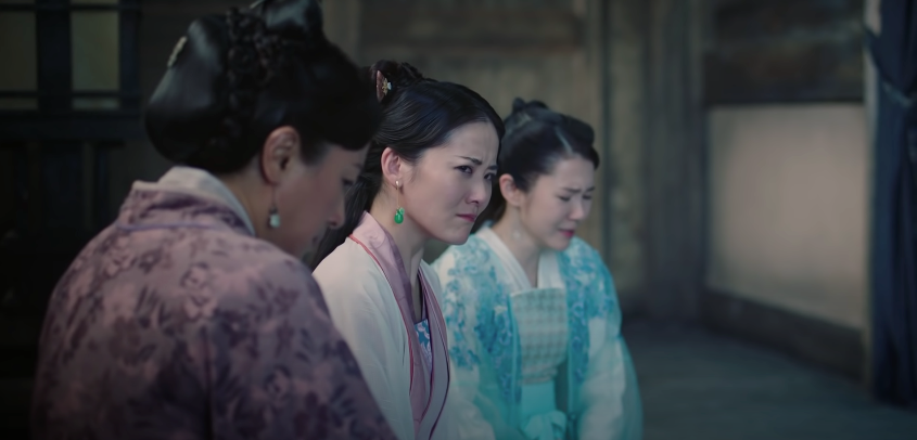 rebel princess episode 13 recap wannabe concubines