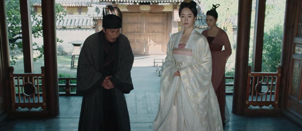 rebel princess episode 11 recap wanru visits