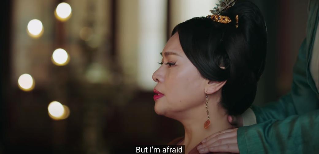 rebel princess episode 11 empress wang's worries