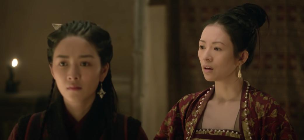 rebel princess episode 10 recap xiaoye owes A'wu