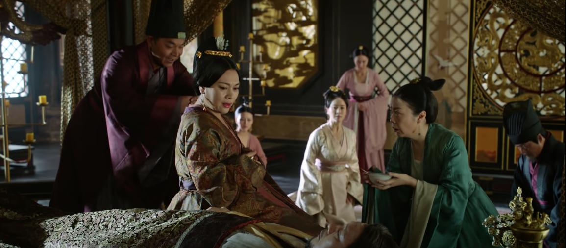 the rebel princess episode 8 recap emperor is ill