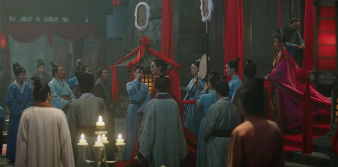 the rebel princess episode 8 recap wedding thread