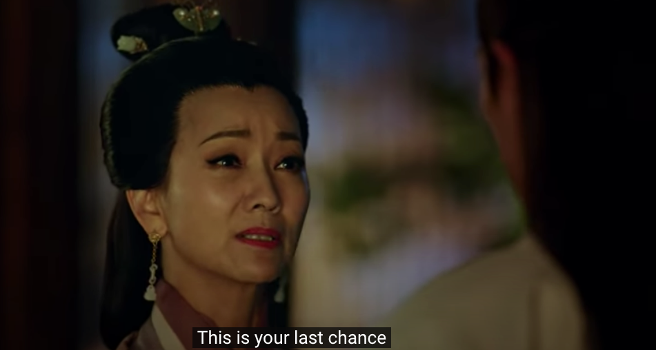 rebel princess episode 7 zitan's last chance