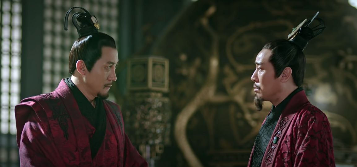the rebel princess episode 6 wang family brothers