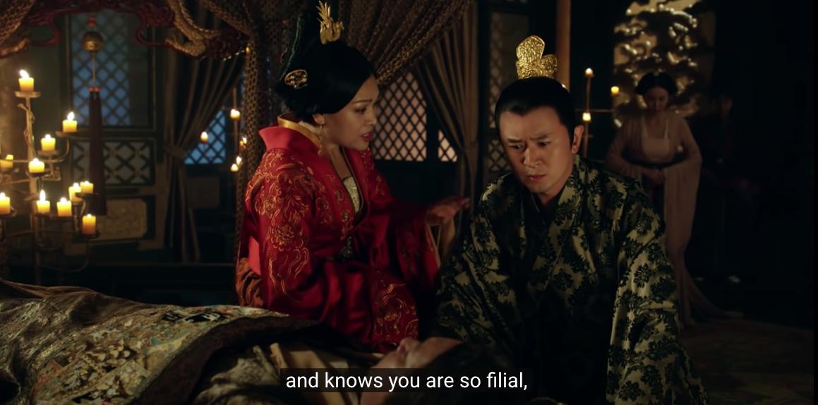 the rebel princess episode 6 recap zilong's filial piety
