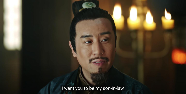 the rebel princess episode 5 recap son-in-law