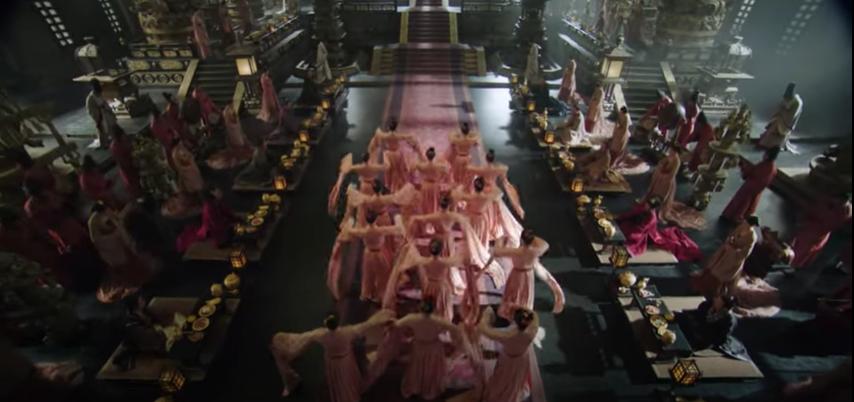 the rebel princess episode 3 recap banquet