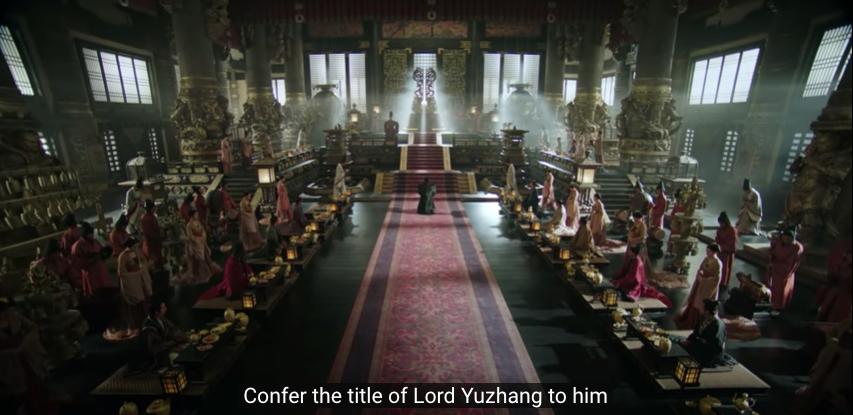 the rebel princess episode 4 recap conferring a title to xiao qi