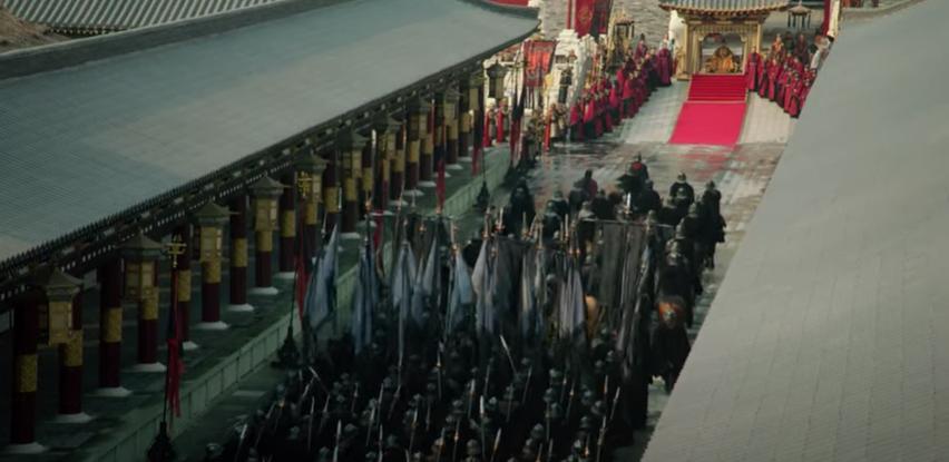 the rebel princess episode 3 xiao qi returns