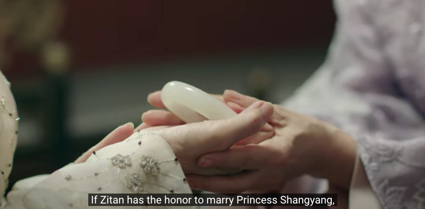 the rebel princess episode 3 recap betrothal gift