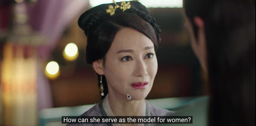 the rebel princess episode 3 recap noble consort xie