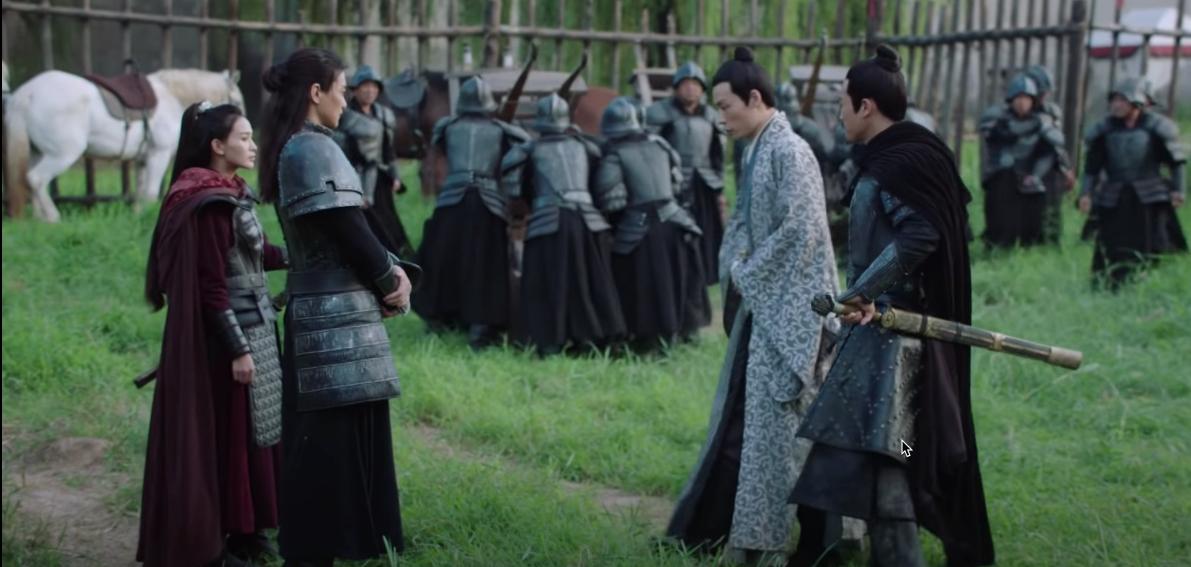 the rebel princess episode 2 recap invitation to xiao qi