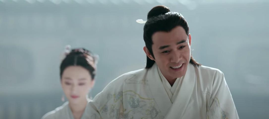 the rebel princess episode 1 wang yisu