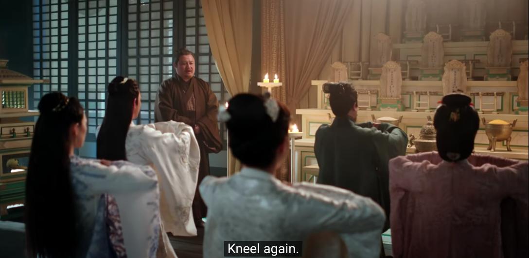 the rebel princess episode 1 recap ancestral hall